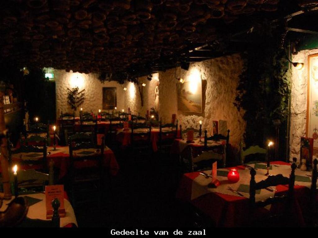 Pinoccio's zaal