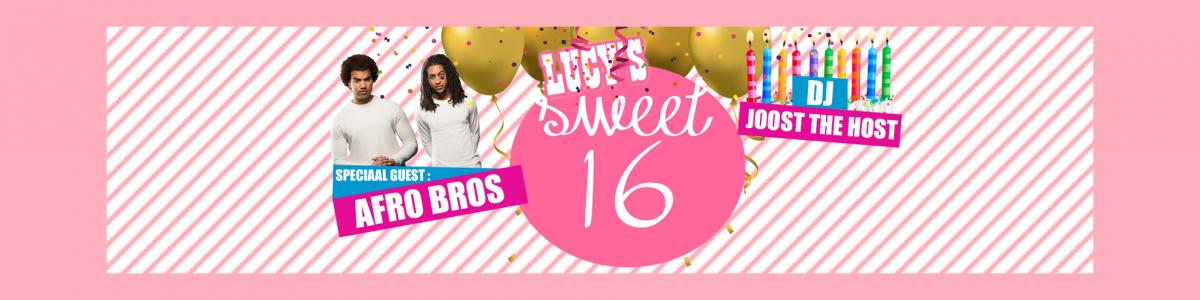 Lucy's Sweet 16 Party