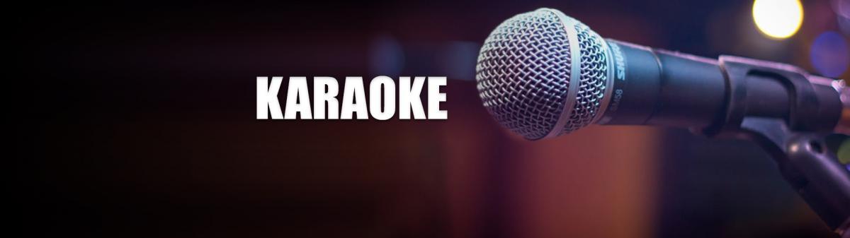 Karaoke - woensdag!