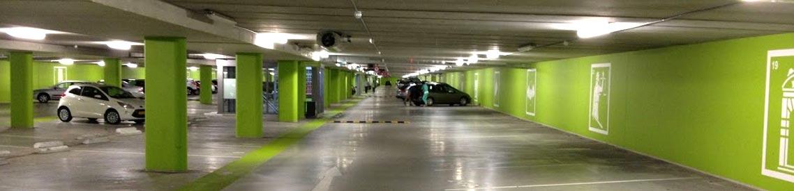 Parkeergarage Centraal