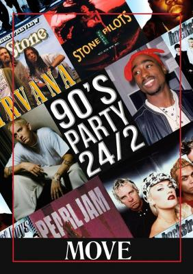 Nein! It's The Free Nineties Party